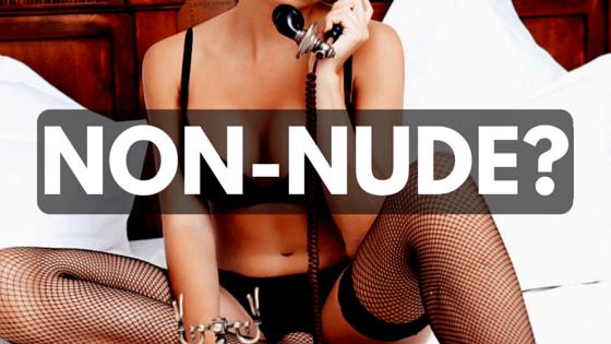 can you make it as a non-nude webcam model?
