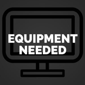 EQUIPMENT NEEDED FOR WEBCAM MODELS