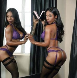 Something black pornstar photo fantastic way!